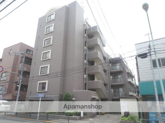 東京都武蔵野市、西荻窪駅徒歩17分の築18年 7階建の賃貸マンション
