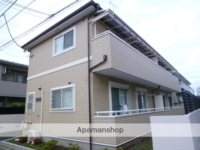東京都小金井市、東小金井駅徒歩19分の築3年 2階建の賃貸アパート