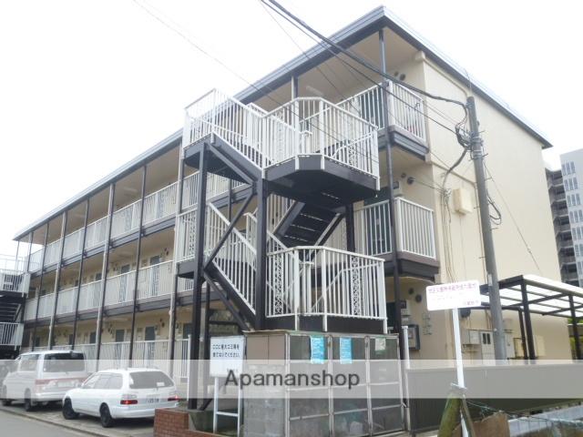 東京都武蔵野市、武蔵境駅徒歩12分の築27年 3階建の賃貸マンション