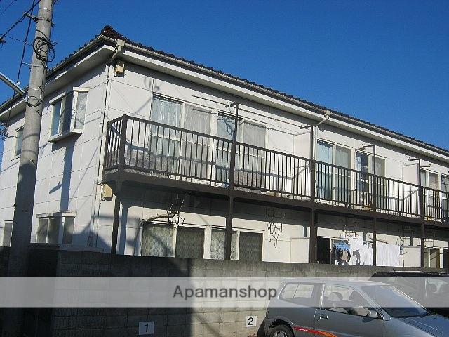 東京都小金井市、東小金井駅徒歩19分の築26年 2階建の賃貸アパート