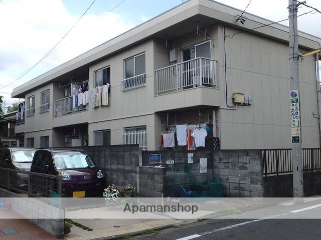 東京都国分寺市、国分寺駅徒歩12分の築27年 2階建の賃貸アパート