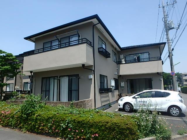 東京都小平市、国分寺駅徒歩22分の築21年 2階建の賃貸アパート