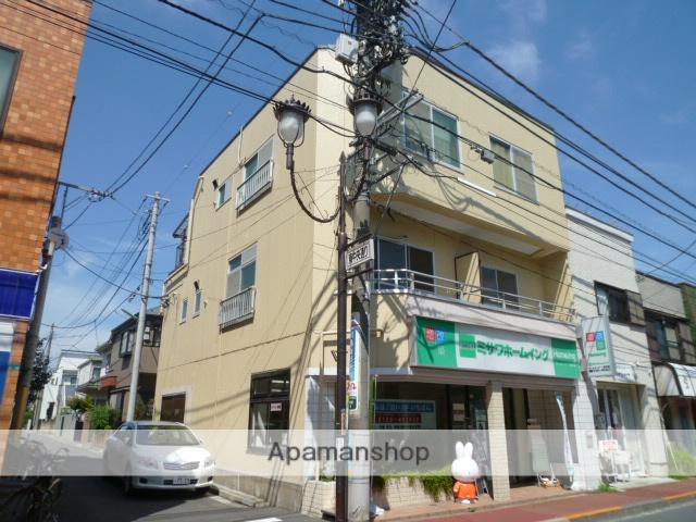 東京都小平市、小平駅徒歩23分の築28年 3階建の賃貸マンション