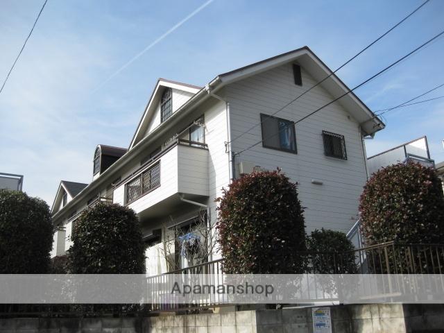東京都小金井市、武蔵小金井駅徒歩10分の築28年 2階建の賃貸アパート