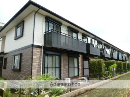 東京都小平市、武蔵小金井駅徒歩25分の築17年 2階建の賃貸テラスハウス