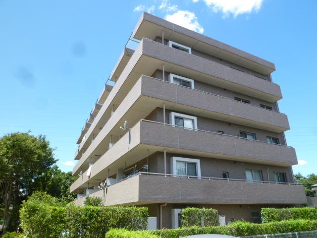 東京都武蔵野市、武蔵境駅バス5分団地中央下車後徒歩1分の築17年 5階建の賃貸マンション