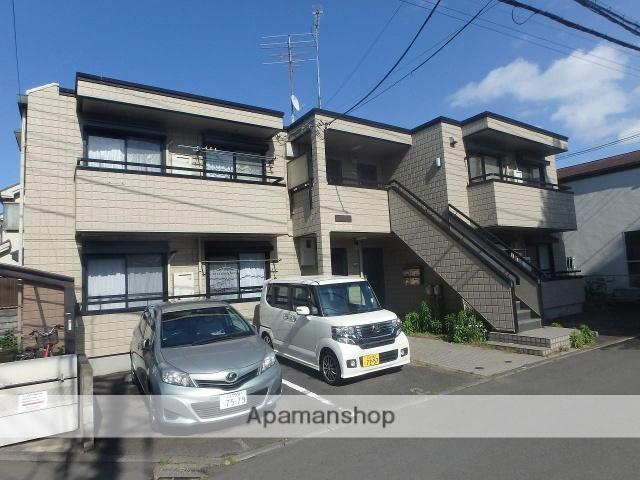 東京都国分寺市、国分寺駅徒歩10分の築21年 2階建の賃貸アパート