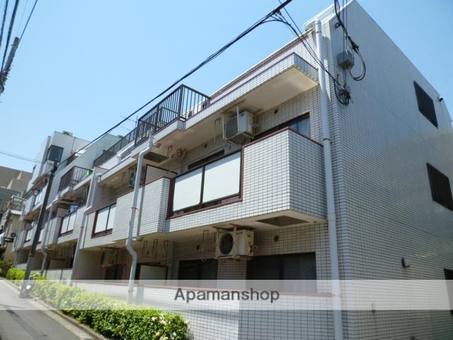 東京都武蔵野市、吉祥寺駅徒歩22分の築28年 4階建の賃貸マンション