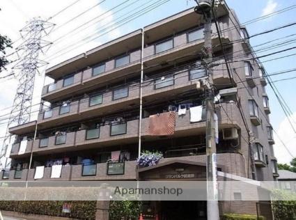 東京都武蔵野市、武蔵境駅徒歩25分の築17年 5階建の賃貸マンション