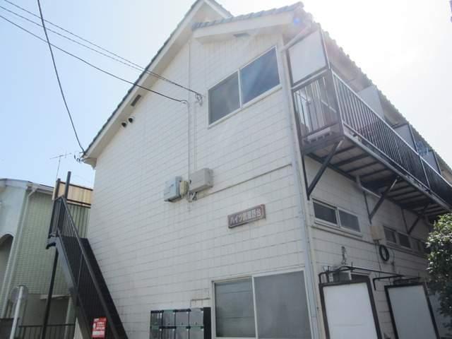 東京都府中市、多磨駅徒歩11分の築25年 2階建の賃貸アパート