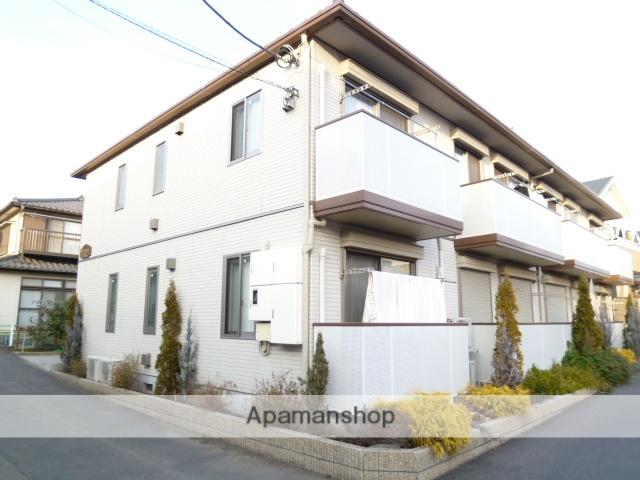 東京都小金井市、東小金井駅徒歩6分の築9年 2階建の賃貸アパート