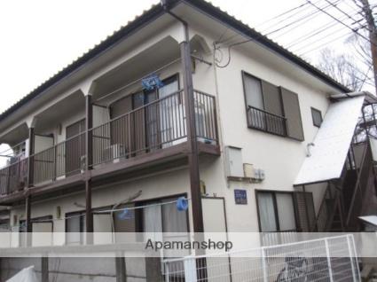 東京都小金井市、東小金井駅徒歩20分の築27年 2階建の賃貸アパート