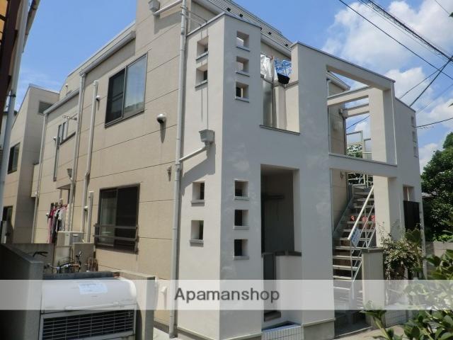 東京都小金井市、東小金井駅徒歩21分の築10年 2階建の賃貸アパート