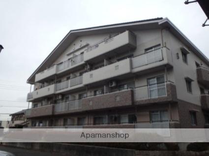 東京都小金井市、武蔵境駅徒歩27分の築21年 4階建の賃貸マンション