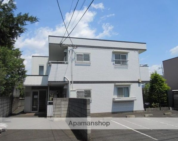 東京都小金井市、東小金井駅徒歩28分の築30年 2階建の賃貸マンション