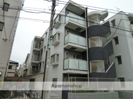 東京都小金井市、東小金井駅徒歩36分の築7年 4階建の賃貸マンション