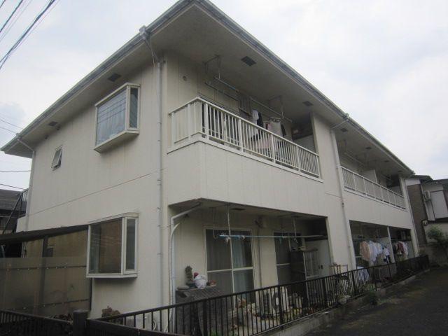 東京都武蔵野市、三鷹駅徒歩19分の築28年 2階建の賃貸アパート
