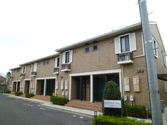 東京都国分寺市、国分寺駅徒歩24分の築12年 2階建の賃貸アパート