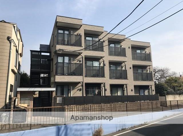 東京都武蔵野市、吉祥寺駅徒歩19分の築11年 3階建の賃貸アパート