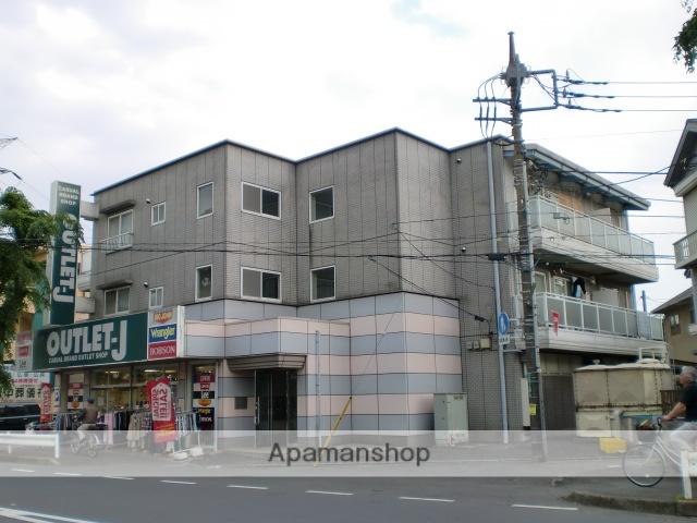 東京都国分寺市、西国分寺駅徒歩17分の築24年 3階建の賃貸マンション