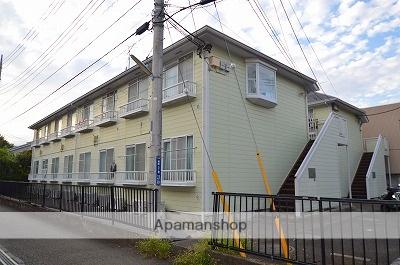 東京都小金井市、東小金井駅徒歩10分の築24年 2階建の賃貸アパート