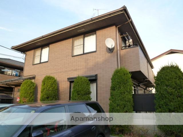 東京都小金井市、東小金井駅徒歩6分の築20年 2階建の賃貸アパート