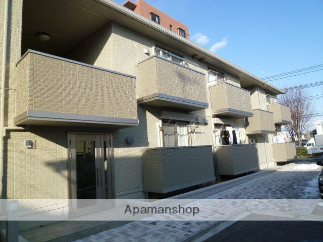 東京都小金井市、東小金井駅徒歩10分の築6年 2階建の賃貸アパート