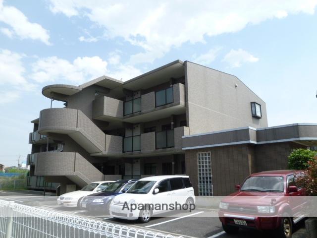 東京都三鷹市、吉祥寺駅徒歩35分の築18年 3階建の賃貸マンション
