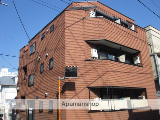 東京都小金井市、武蔵境駅徒歩33分の築13年 3階建の賃貸マンション