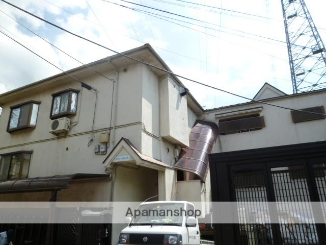 東京都小金井市、武蔵境駅徒歩20分の築26年 2階建の賃貸アパート