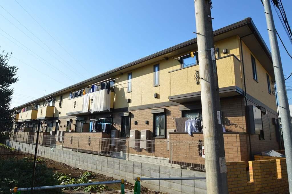 東京都小金井市、武蔵境駅徒歩18分の築5年 2階建の賃貸アパート