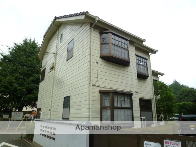 東京都小金井市、東小金井駅徒歩38分の築25年 2階建の賃貸アパート