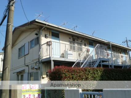 東京都小金井市、武蔵小金井駅徒歩8分の築37年 2階建の賃貸アパート