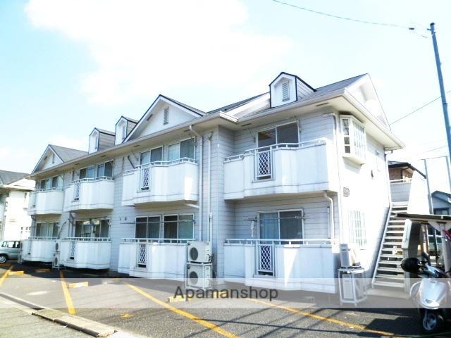 東京都小金井市、東小金井駅徒歩20分の築26年 2階建の賃貸アパート