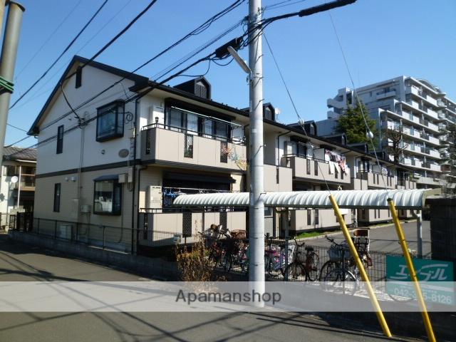 東京都小金井市、武蔵境駅徒歩22分の築19年 2階建の賃貸アパート