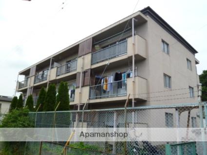 東京都小金井市、東小金井駅徒歩27分の築29年 3階建の賃貸マンション