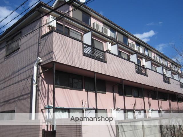 東京都小金井市、東小金井駅徒歩7分の築25年 2階建の賃貸アパート