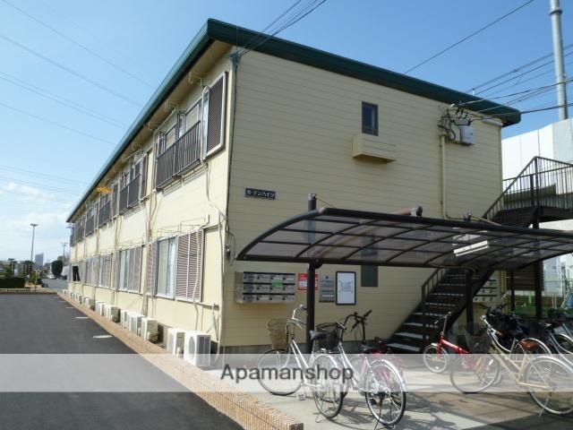 東京都小金井市、武蔵境駅徒歩16分の築31年 2階建の賃貸アパート