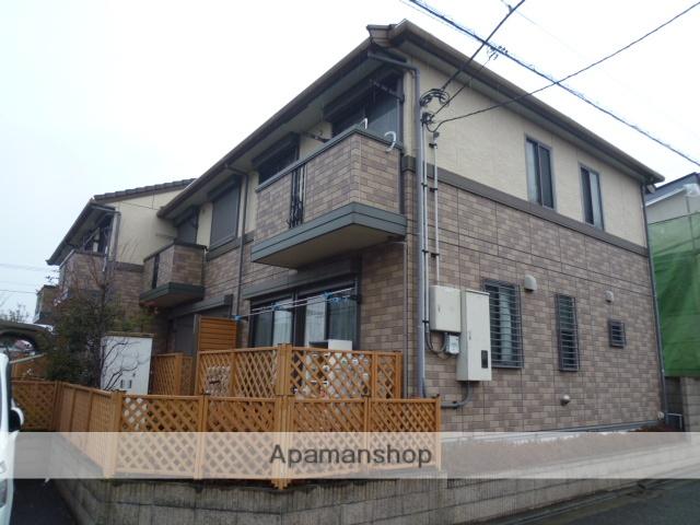 東京都小平市、国分寺駅徒歩17分の築15年 2階建の賃貸テラスハウス