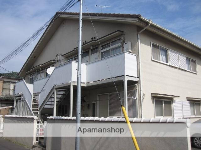 東京都小金井市、武蔵境駅徒歩20分の築28年 2階建の賃貸アパート