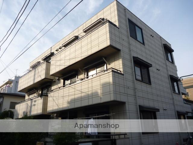 東京都三鷹市、吉祥寺駅徒歩29分の築18年 3階建の賃貸マンション