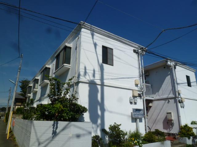 東京都小金井市、東小金井駅徒歩26分の築32年 2階建の賃貸マンション