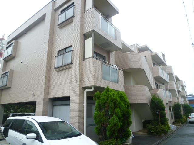 東京都国分寺市、国分寺駅徒歩10分の築25年 4階建の賃貸マンション