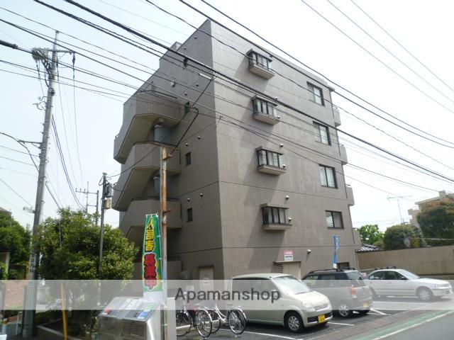 東京都国分寺市、国分寺駅徒歩5分の築28年 5階建の賃貸マンション