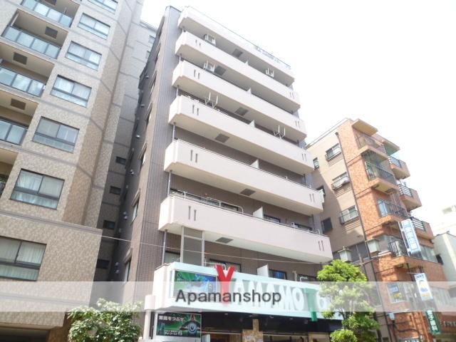 東京都三鷹市、武蔵境駅徒歩27分の築22年 8階建の賃貸マンション