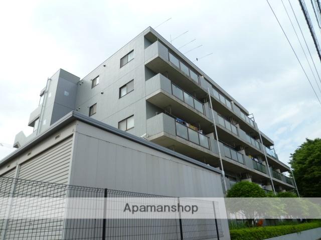 東京都武蔵野市、吉祥寺駅徒歩25分の築23年 5階建の賃貸マンション