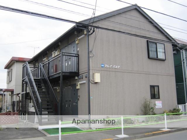 東京都小平市、武蔵小金井駅徒歩23分の築13年 2階建の賃貸アパート