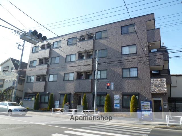 東京都小平市、武蔵小金井駅徒歩32分の築11年 4階建の賃貸マンション