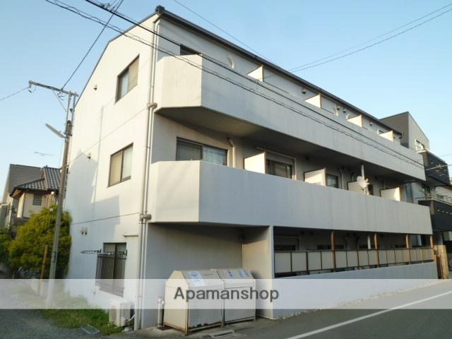 東京都小金井市、東小金井駅徒歩28分の築16年 3階建の賃貸マンション