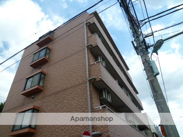 東京都三鷹市、三鷹駅徒歩23分の築14年 5階建の賃貸マンション
